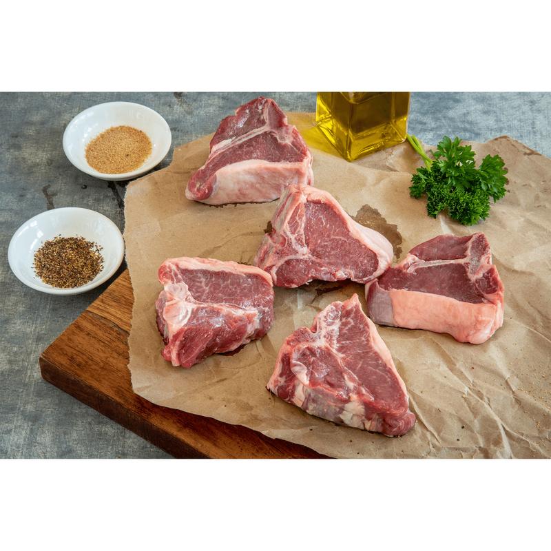 Niman Ranch Lamb Loin Chop image number 3