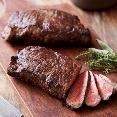 Niman Ranch Strip Steak Gathering