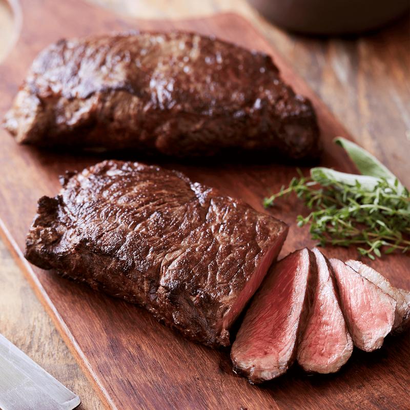 Niman Ranch Strip Steak Gathering image number 0