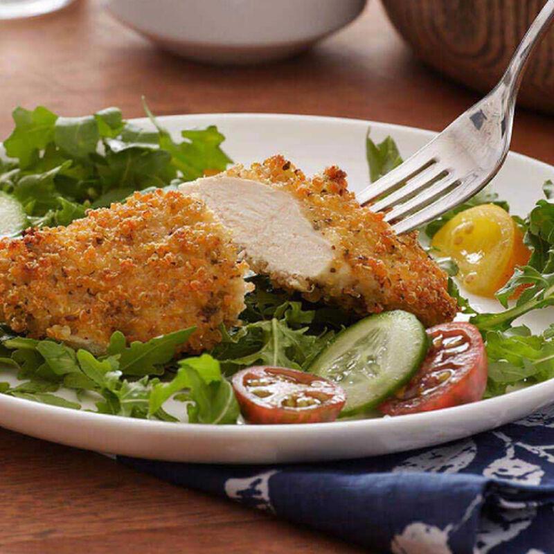 Quinoa-Breaded Chicken Tenders image number 0