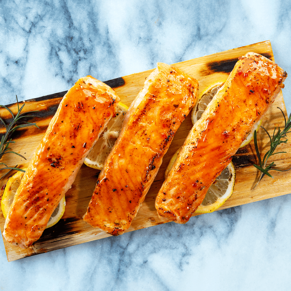 Norwegian Salmon Fillets image number 2