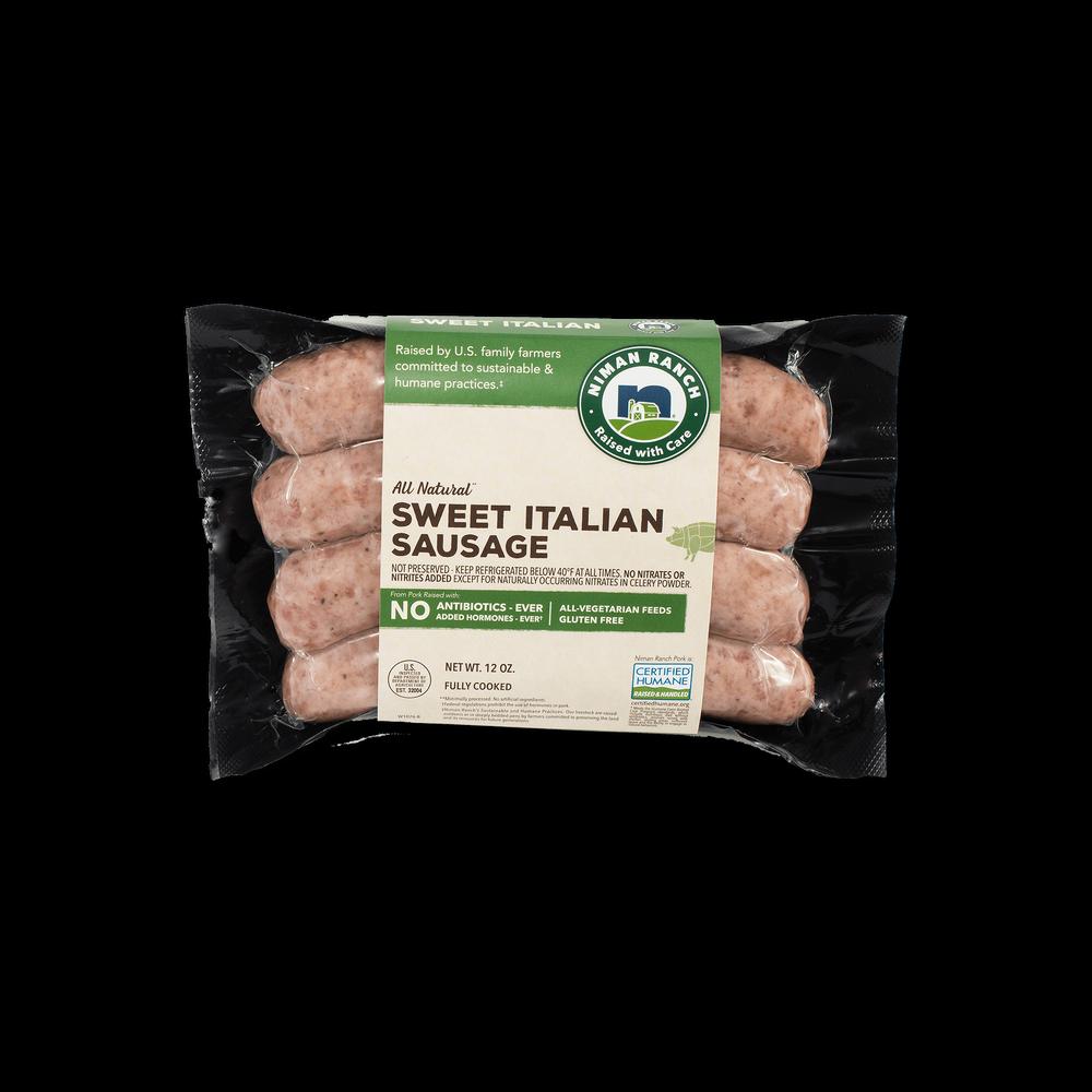 Niman Ranch Sweet Italian Sausage image number 0