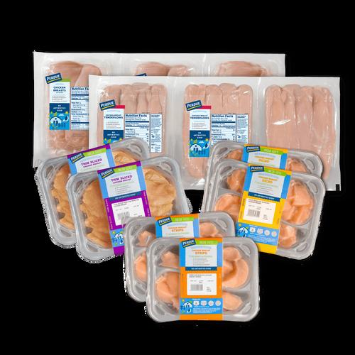 Perdue Chicken Breasts Variety Bundle