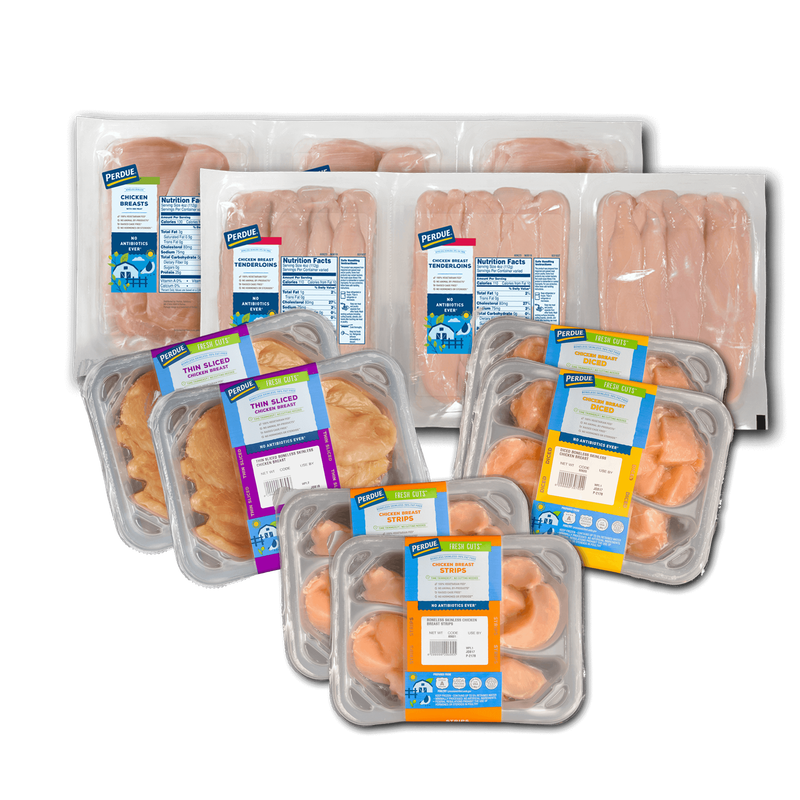 Perdue Chicken Breasts Variety Bundle image number 0