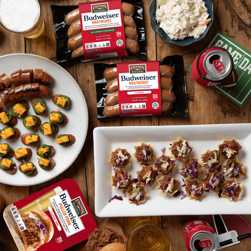 Coleman Natural Budweiser® BBQ Game Day Bundle image number 1