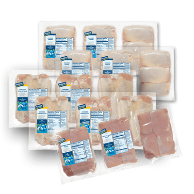 Bulk Perdue Dark Meat Chicken