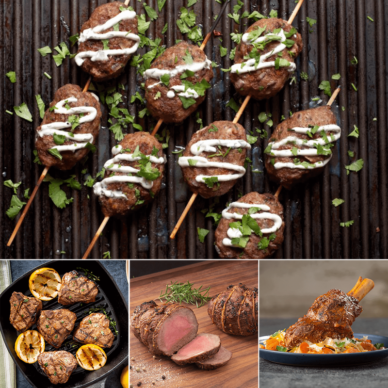 Niman Ranch Lamb Sampler image number 1