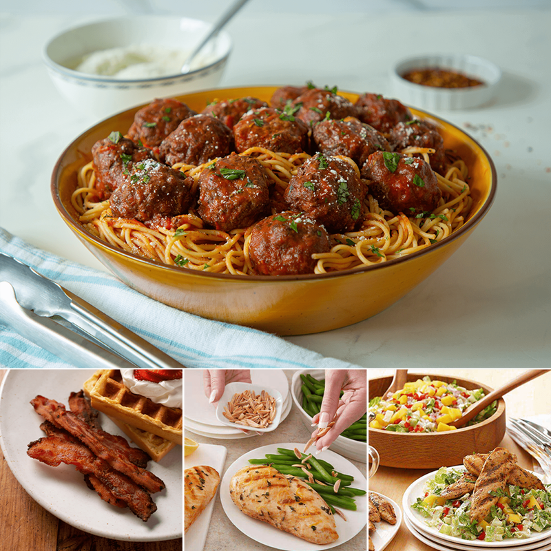 Family Feast Premium Proteins Gift Bundle image number 2