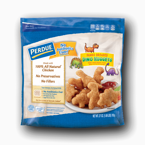 Perdue Panko-Breaded Dino Nuggets
