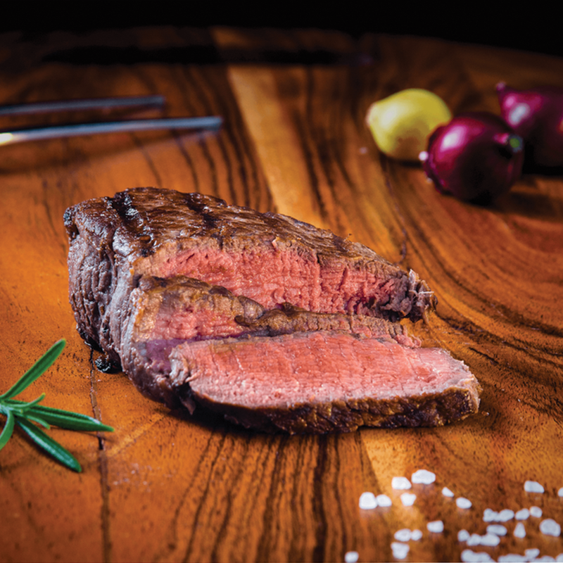 Niman Ranch 7-oz. Tenderloin Filet, Choice image number 0