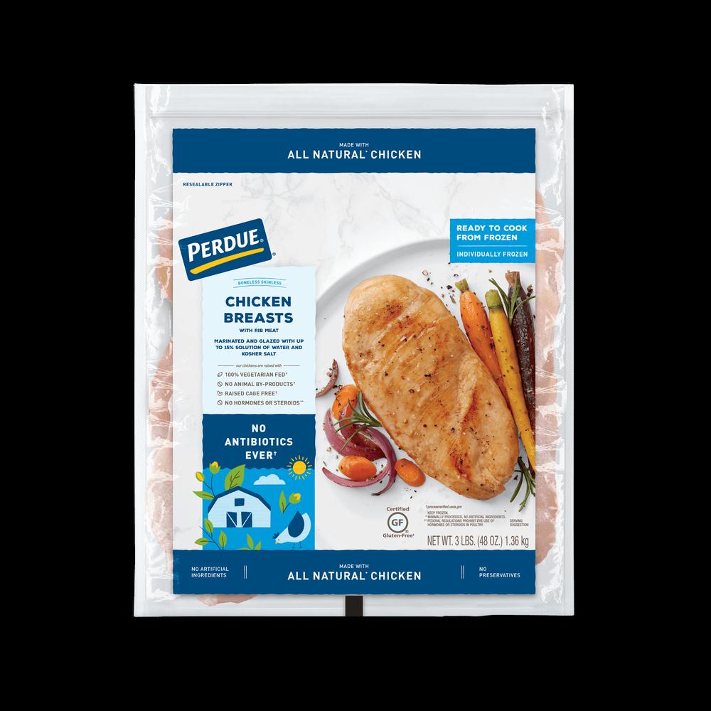 Perdue Boneless Skinless Chicken Breast Pack image number 1