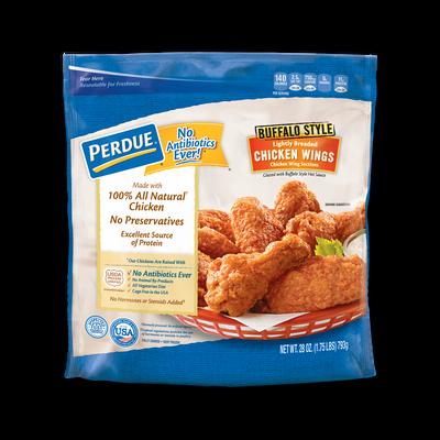 Perdue Lightly Breaded Buffalo-Style Chicken Wings