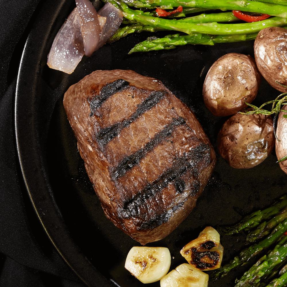 Niman Ranch 10-oz. Sirloin Steak, Choice image number 1