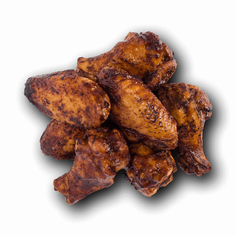 Perdue Honey BBQ Glazed Chicken Wings image number 1