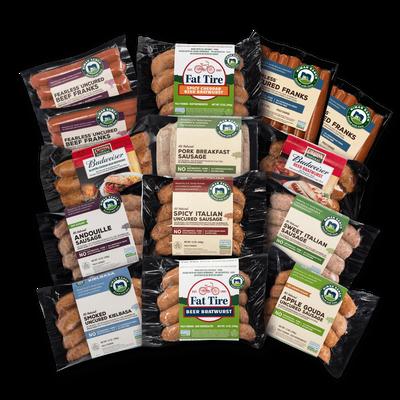 Specialty Sausages Bundle