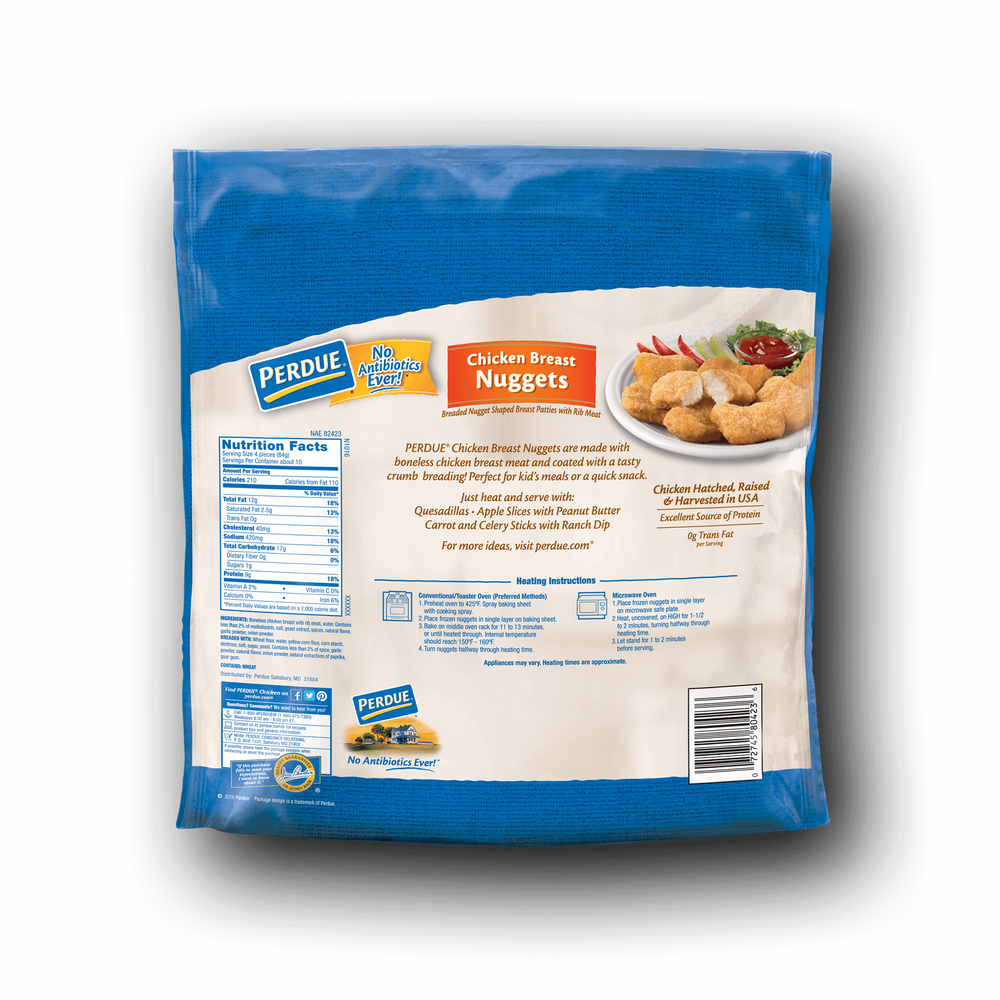 Perdue Chicken Breast Nuggets image number 1