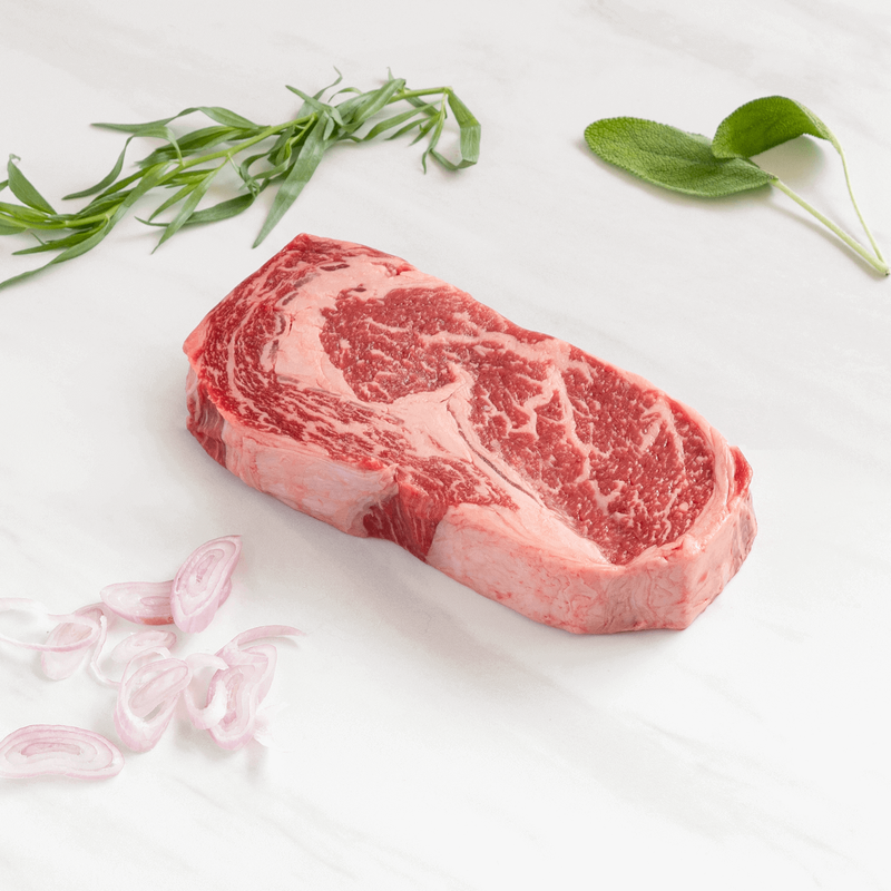 Niman Ranch 14-oz. Ribeye Steak, Prime image number 1