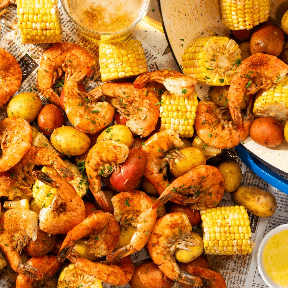 Jumbo Shell-On Shrimp image number 2