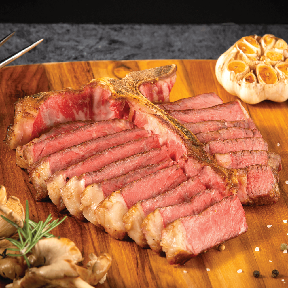 Niman Ranch Porterhouse Steak image number 2