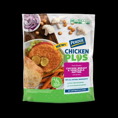 Perdue Chicken Plus Chicken Breast and Vegetable Patties