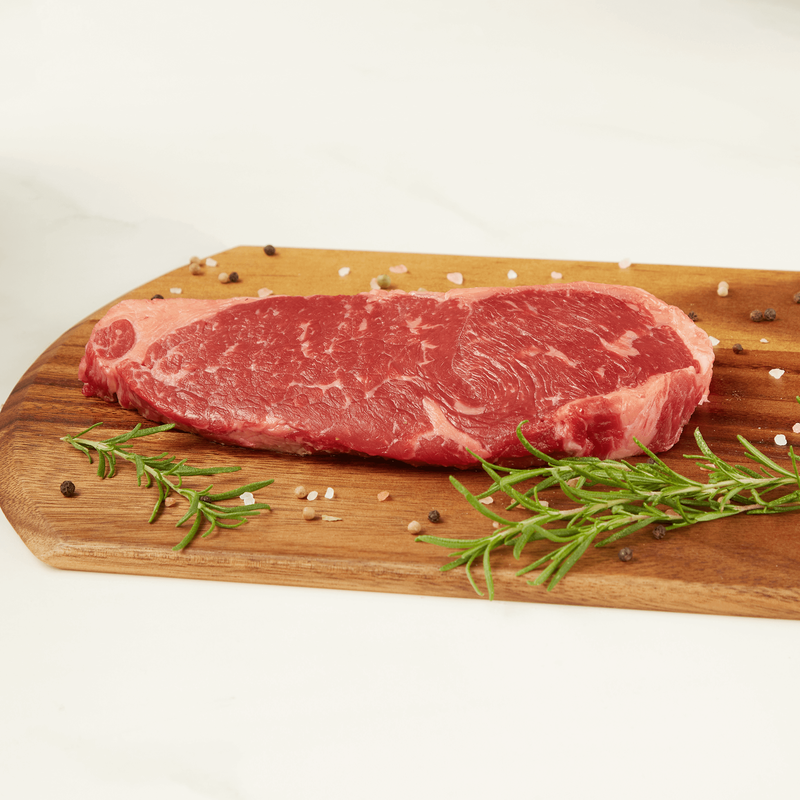 Niman Ranch 14-oz. New York Strip Steak, Choice image number 2