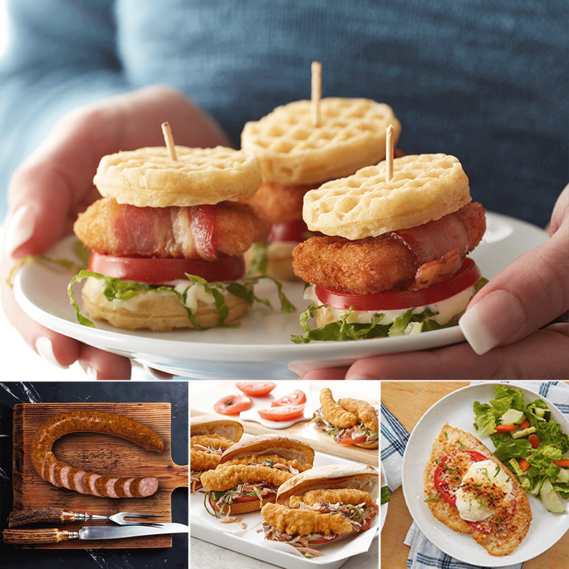 Family Feast Premium Proteins Gift Bundle image number 9