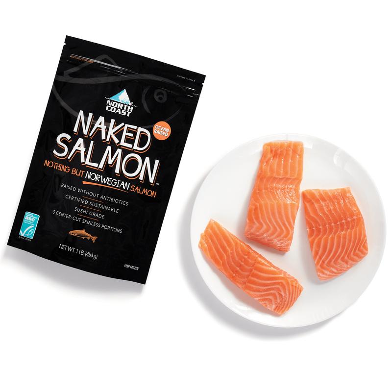 Norwegian Salmon Fillets image number 1