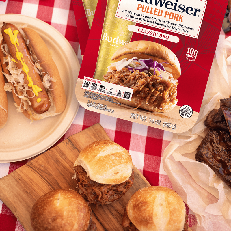 Coleman Natural Budweiser® BBQ Spicy Pulled Pork image number 3