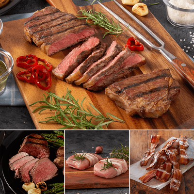 Five-Star Steakhouse Experience Gift Bundle
