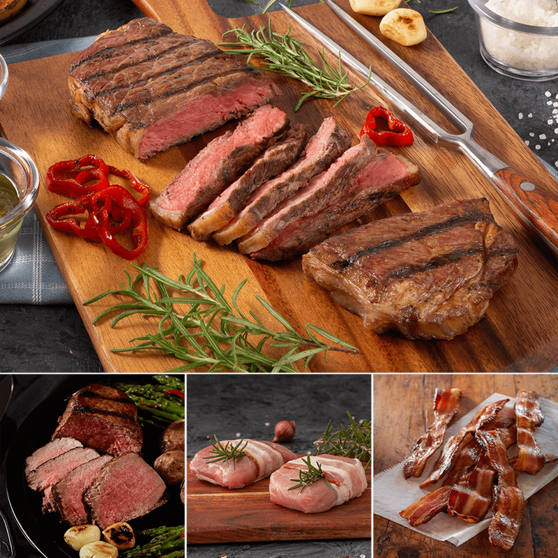 Five-Star Steakhouse Experience Gift Bundle image number 0