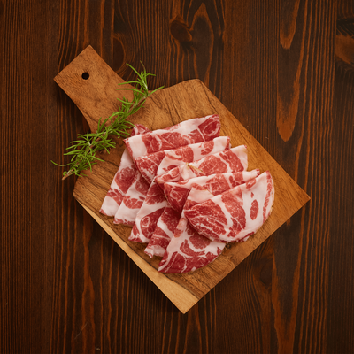 Niman Ranch Uncured Capocollo