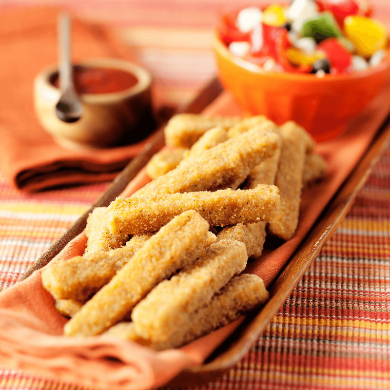 Yummy All-Natural Whole Grain Chicken Breast Fries image number 2