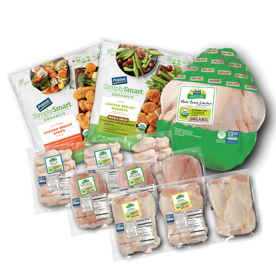 The Perdue Family's Signature Organic Bundle