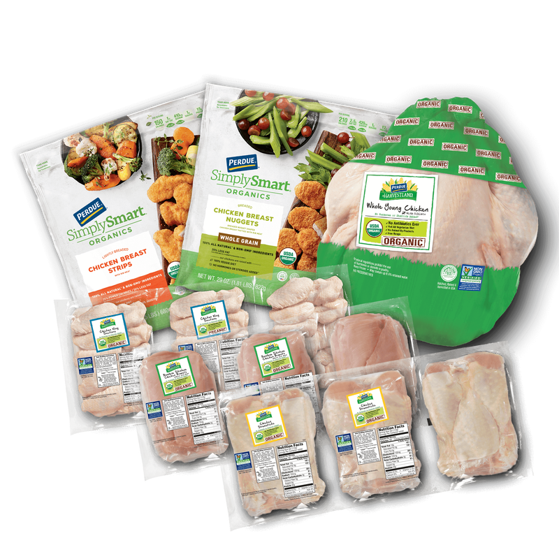 The Perdue Family's Signature Organic Bundle image number 0