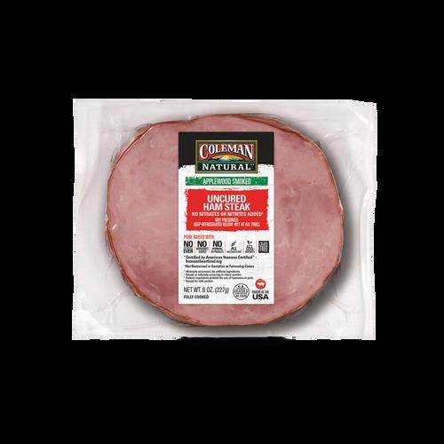 Coleman Natural Uncured Ham Steak