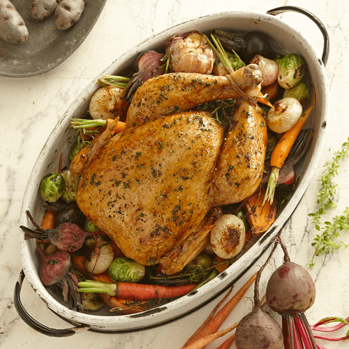 Perdue Whole Chicken With Giblets and Necks