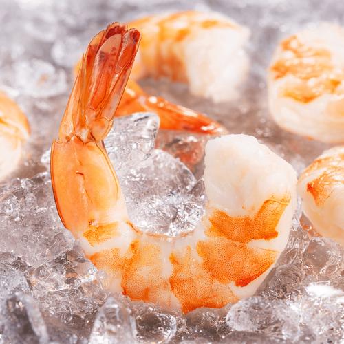 Jumbo Cooked Shrimp