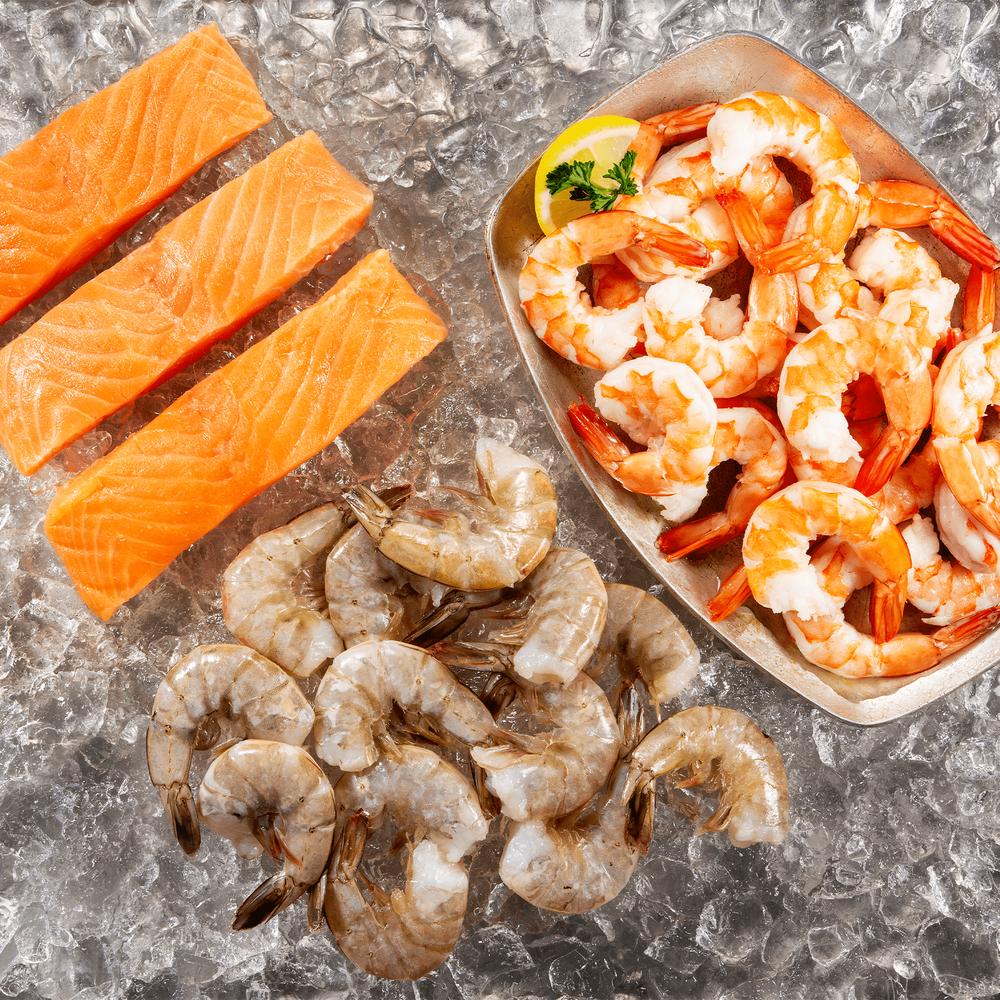 Ultimate Seafood Sampler image number 0
