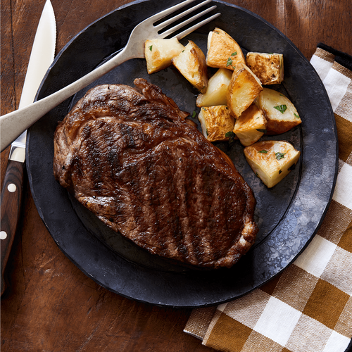 Niman Ranch Ribeye Steak, Choice