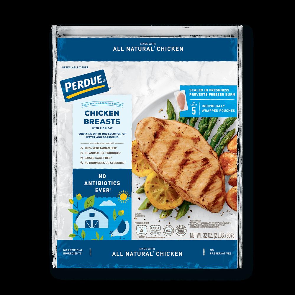 Perdue Boneless Skinless Chicken Breast Filets image number 0