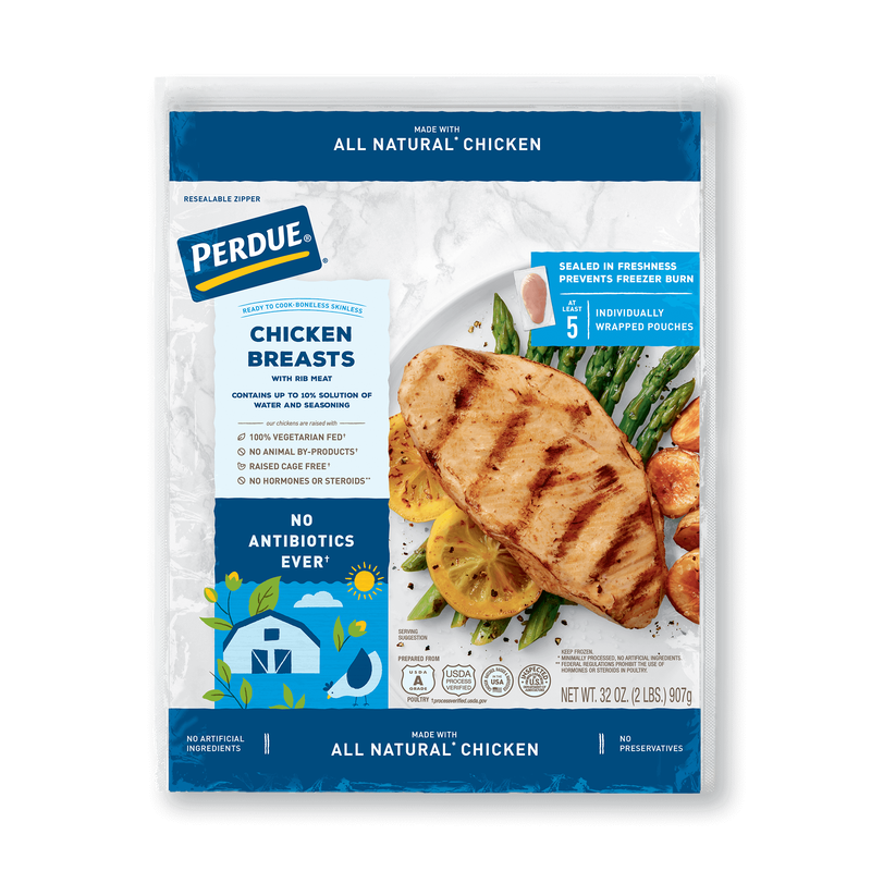 oneless Skinless Chicken Breast Filets
