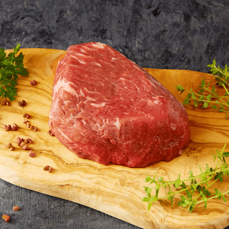 Niman Ranch 10-oz. Sirloin Steak, Choice image number 2