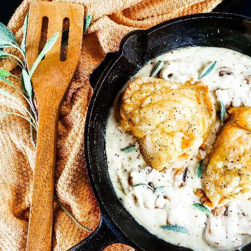 Cream of Mushroom Chicken image number 0