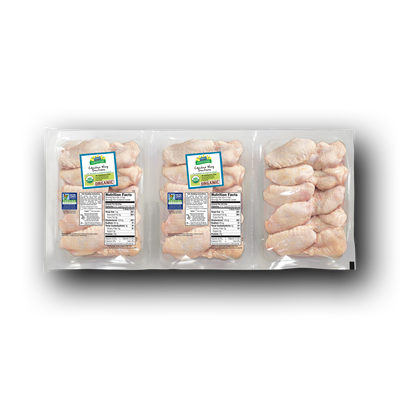 Perdue Harvestland Organic Chicken Wings Party Pack