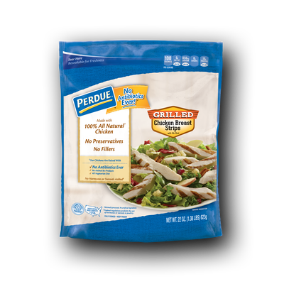 Perdue Grilled Chicken Breast Strips