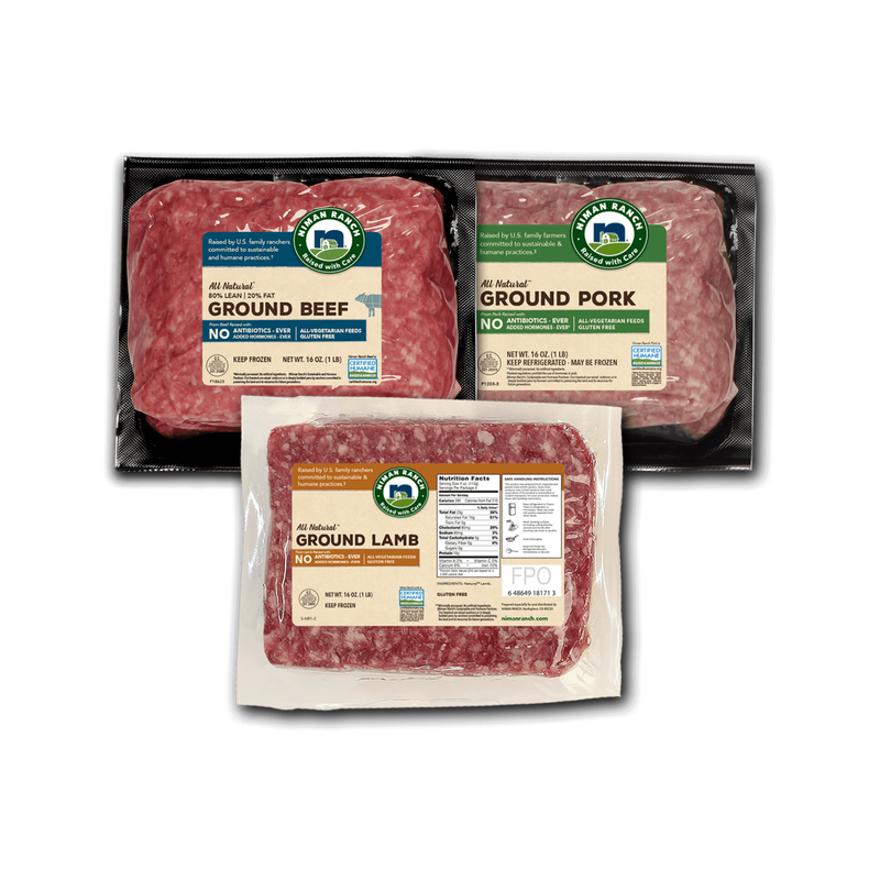 Butcher's Choice Premium Ground Meat Trio image number 3