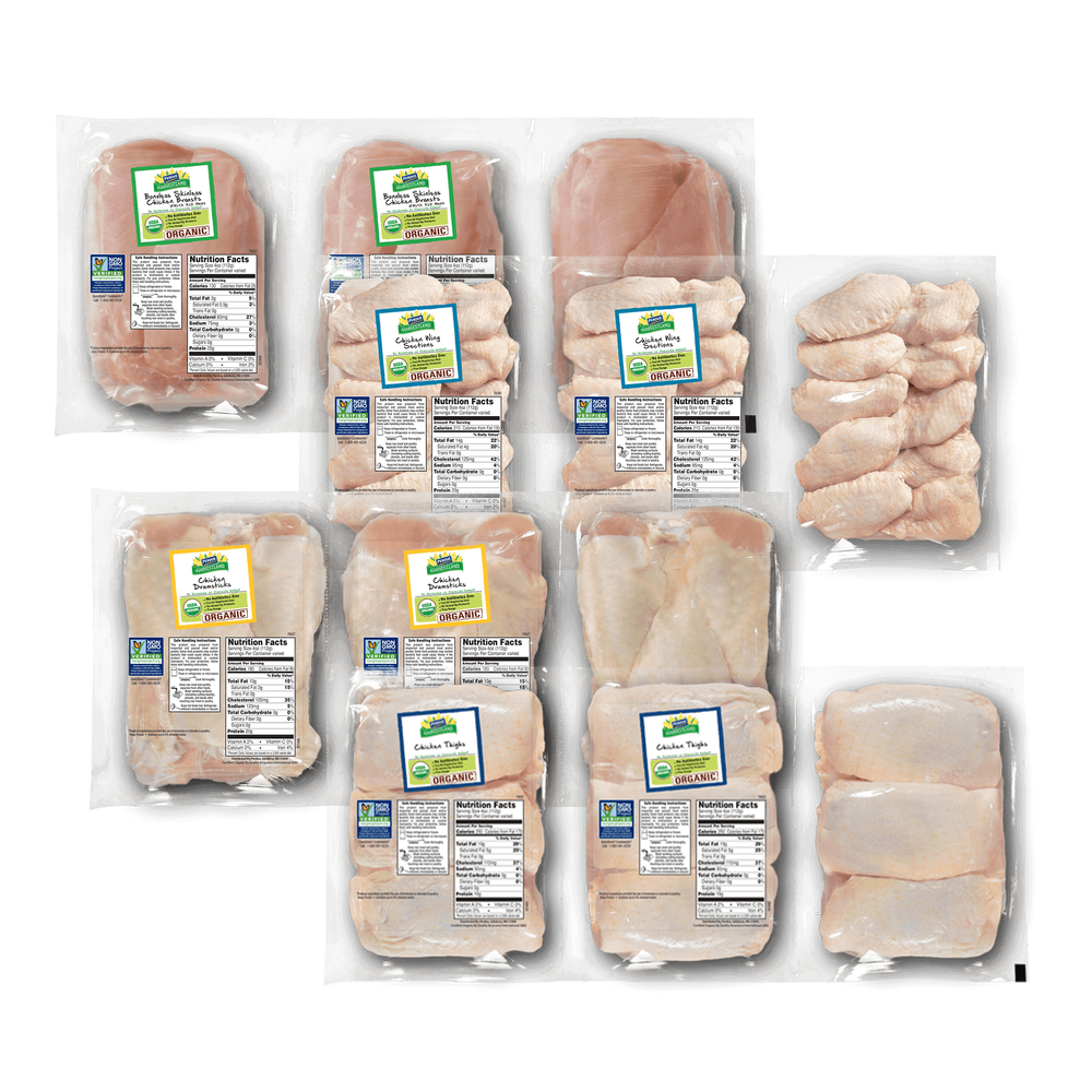 Perdue Organic Chicken Value Pack image number 0