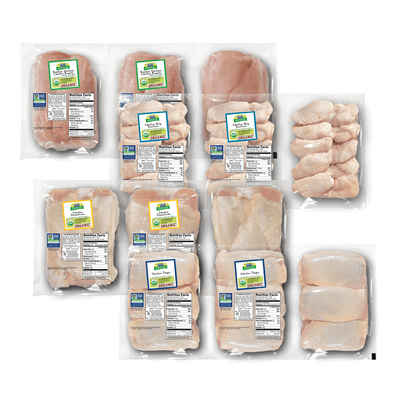 Perdue Organic Chicken Sampler