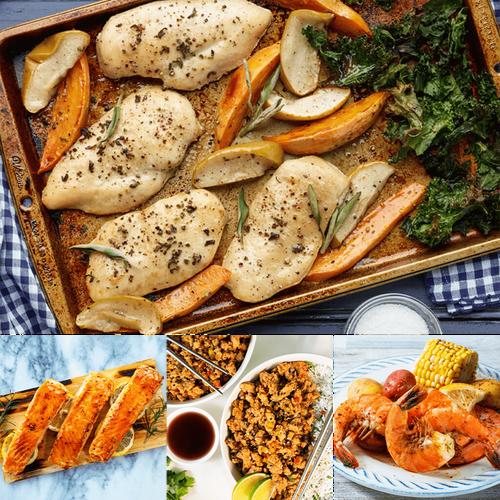 Farm to Coast Meal Prep Bundle