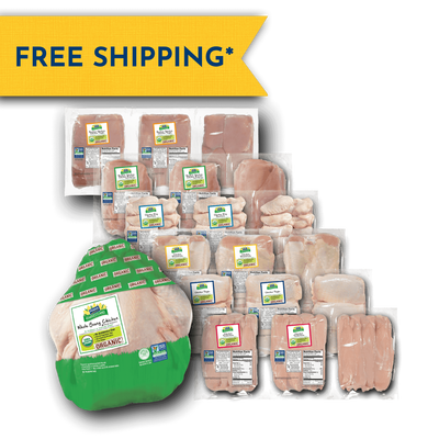 Perdue Organic Chicken Collection